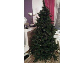 Umělý Vánoční stromeček itesco Finnland 180 cm nejlevnější levně skladem