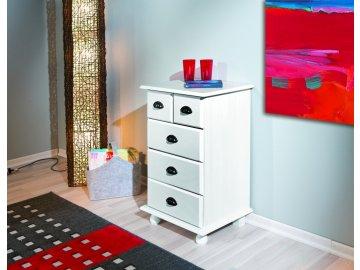 IDEA nábytek Příborník se zásuvkami  komoda ULLA