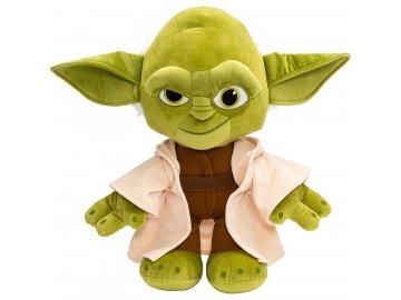 Plyšák Star Wars Mistr Yoda 18 cm nejlevněji levně levný skladem