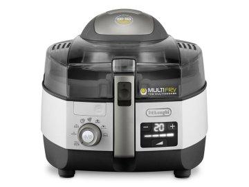 Horkovzdušný fritovací hrnec fritéza DeLonghi FH 1396 Extra Chef Plus multicooker