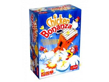 Společenská hra Trefl Chicken Bonanza