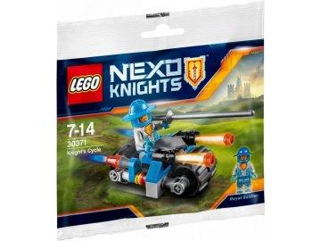 Lego Nexo knights 30371 rychlá motorka