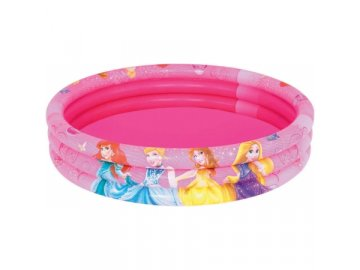 BESTWAY Dětský nafukovací bazének 91047 Disney Princess 122x25 cm