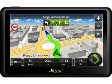 GPS WiFi navigace s Androidem Lark FreeBird 5