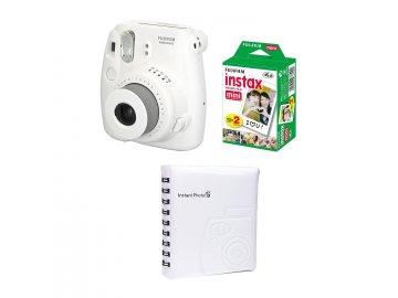 Fotoaparát Fujifilm Instax Mini 8 white
