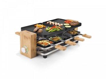 Raclette gril Princess Pure 8 01.162910.01.001