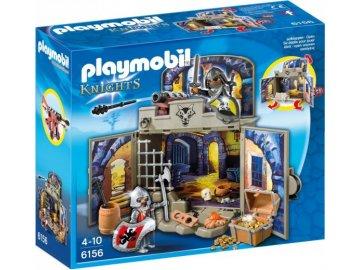 Playmobil 6156 Rytířská pokladnice