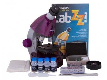 Mikroskop Levenhuk LabZZ M101 Ametyst