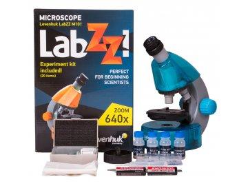 Mikroskop Levenhuk LabZZ M101 Azur