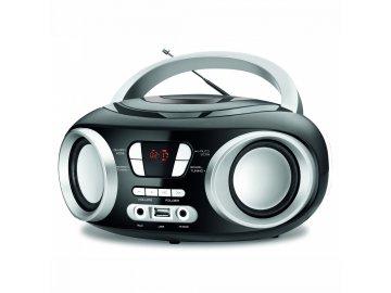 FM radiopřehrávač s USB MP3 Bluetooth Navon NPB 200 1