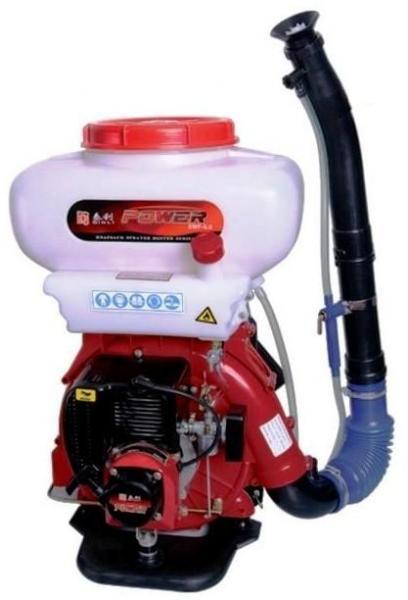 Benzinový motorový postřikovač GardeTech 11815 - Vylepšená verze o objemu 20 litrů !